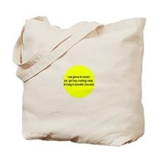 candyyellow Tote Bag