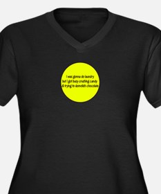 candyyellow Plus Size T-Shirt
