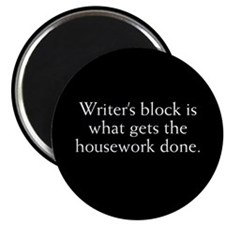 Funny Literary humor Magnet