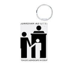 Unique Non profit Keychains