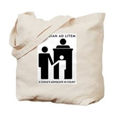 Funny Child abuse Tote Bag