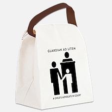 Cute Non profit Canvas Lunch Bag