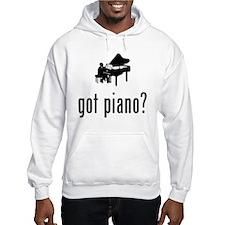Pianist Hoodie