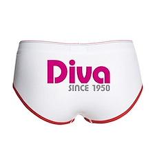 Diva Since 1950 Women's Boy Brief