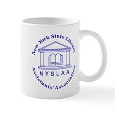 NYSLAA logo Mug