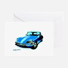 Citroen DS 21 Greeting Cards (Pk of 10)
