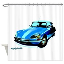 Citroen DS 21 Shower Curtain