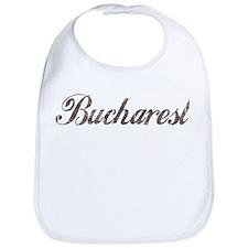 Vintage Bucharest Bib