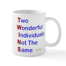 Looney Twins T-W-I-N-S Mug