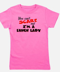 Lunch Lady Girl's Tee