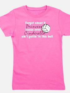 Volleyball Princess Girl's Tee