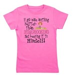 Anything Better Than Scrapbooking Girl's Tee