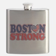 Boston Strong Flask