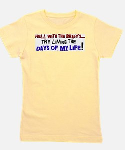 DAYSOFMYLIFEbl.png Girl's Tee