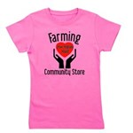 farming.png Girl's Tee