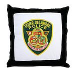 Dover Police Throw Pillow