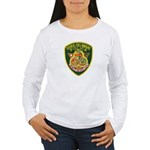 Dover Police Women's Long Sleeve T-Shirt