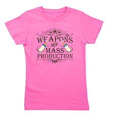 weapons-dark.png Girl's Tee