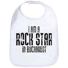 Rock Star In Bucharest Bib