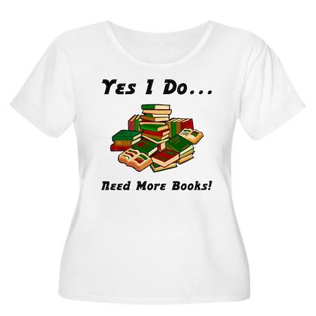 324_10 Plus Size T-Shirt