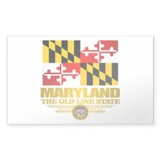 Maryland Pride Decal