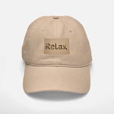 Relax Baseball Baseball Baseball Cap