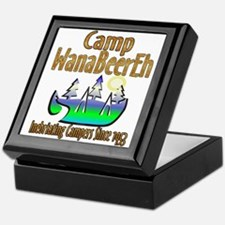 Camp WanaBeerEh Keepsake Box
