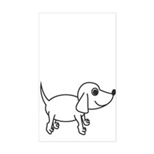 Dog Car Decal
