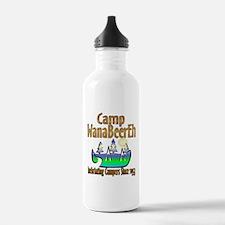 Camp WanaBeerEh Water Bottle