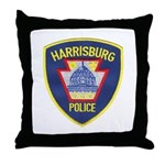 Harrisburg Police Throw Pillow
