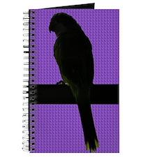 Parrot- purple Journal
