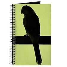 Parrot - green Journal