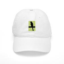 Parrot - green Baseball Baseball Cap