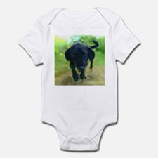 Thiba Comin' Through Infant Bodysuit