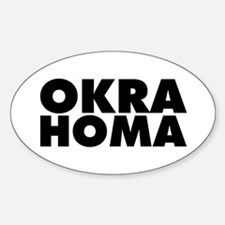 Okra Homa Decal