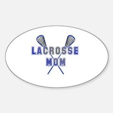 Lacrosse Mom Decal