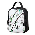 Bamboo Neoprene Lunch Bag