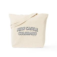 New Castle Colorado Tote Bag