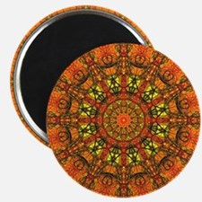 Harmony in Orange Magnet