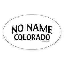 No Name Colorado Decal