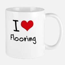 I Love Flooring Mug