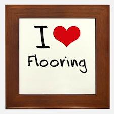 I Love Flooring Framed Tile