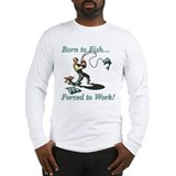 Fishing Long Sleeve T-shirts