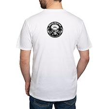 Iron House Muscle Skull T-Shirt
