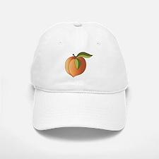 Peach Baseball Baseball Baseball Cap
