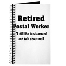 Retired Postal Worker Journal