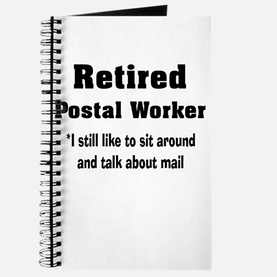 Retired Postal Worker Journal