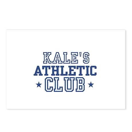 Kale Postcards (Package of 8)