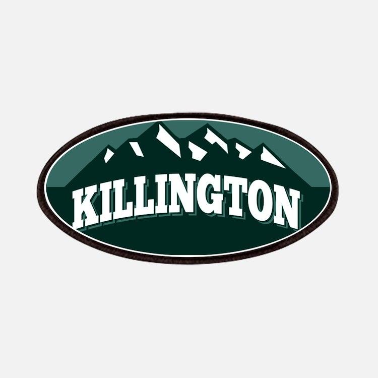 "Killington ""Vermont Green"" Patches"
