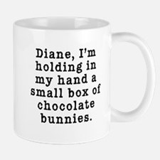 Twin Peaks Chocolate Bunnies Mug
